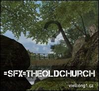 Mapa: =SFX=TheOldChurch