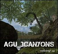 Mapa: AGU_3CANYONS