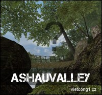 Mapa: AShauValley