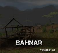 Mapa: Bahnar
