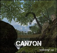 Mapa: Canyon
