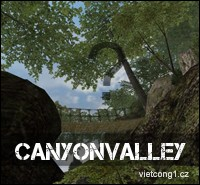Mapa: CanyonValley