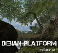 Mapa: Debian-Platform
