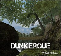 Mapa: Dunkerque