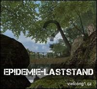 Mapa: EP!DEM!E-LastStand