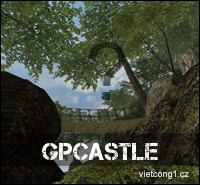 Mapa: GPcastle