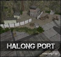 Mapa: HalongPort