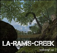 Mapa: La-Rams-Creek