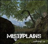Mapa: MistyPlains