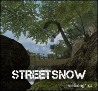 Mapa: STREETSNOW