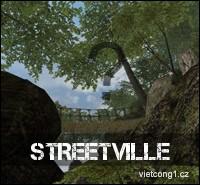 Mapa: STREETVILLE