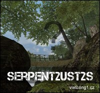 Mapa: Serpent2UST2S