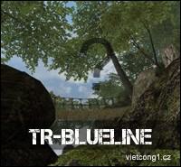 Mapa: TR-Blueline