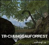 Mapa: TR-ChungGauForrest