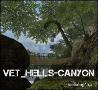 Mapa: VET_HELLS-CANYON