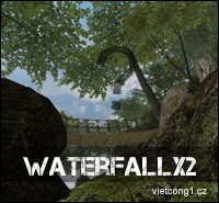 Mapa: WaterfallX2